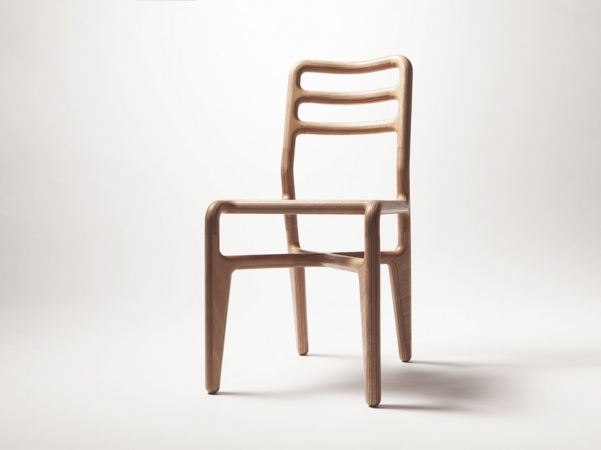 Streamlined Chair
