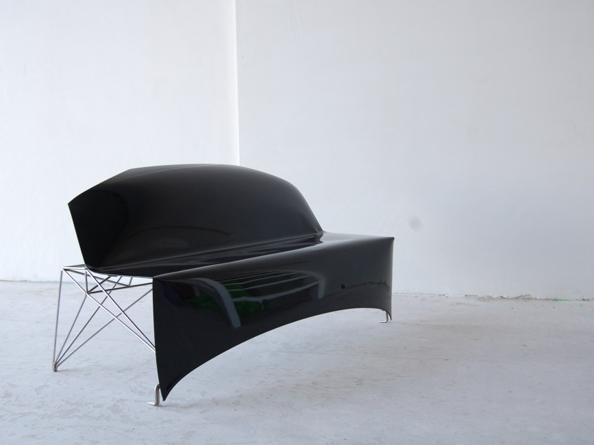 Car Bonnet Seat