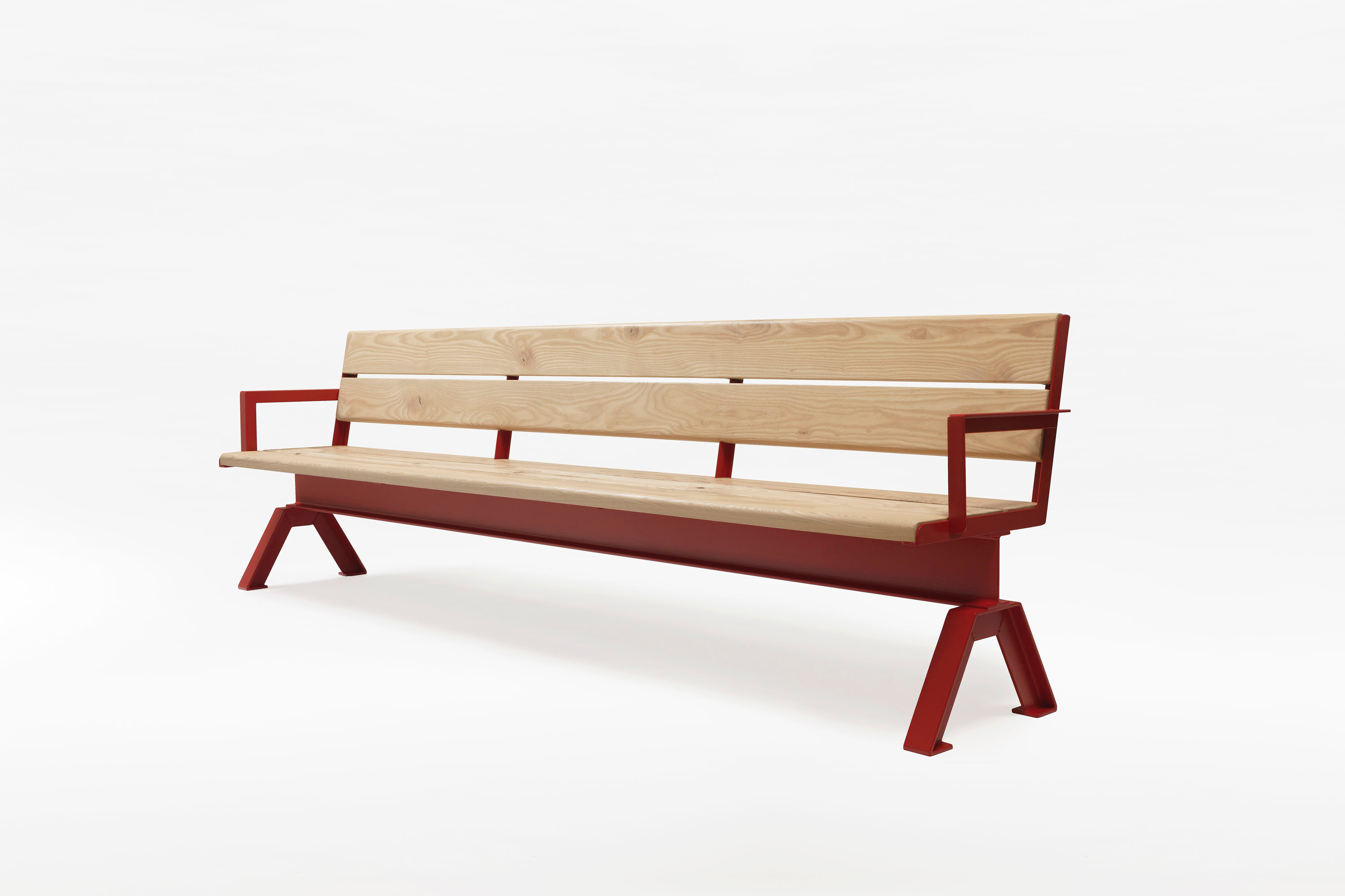 Bench for private home